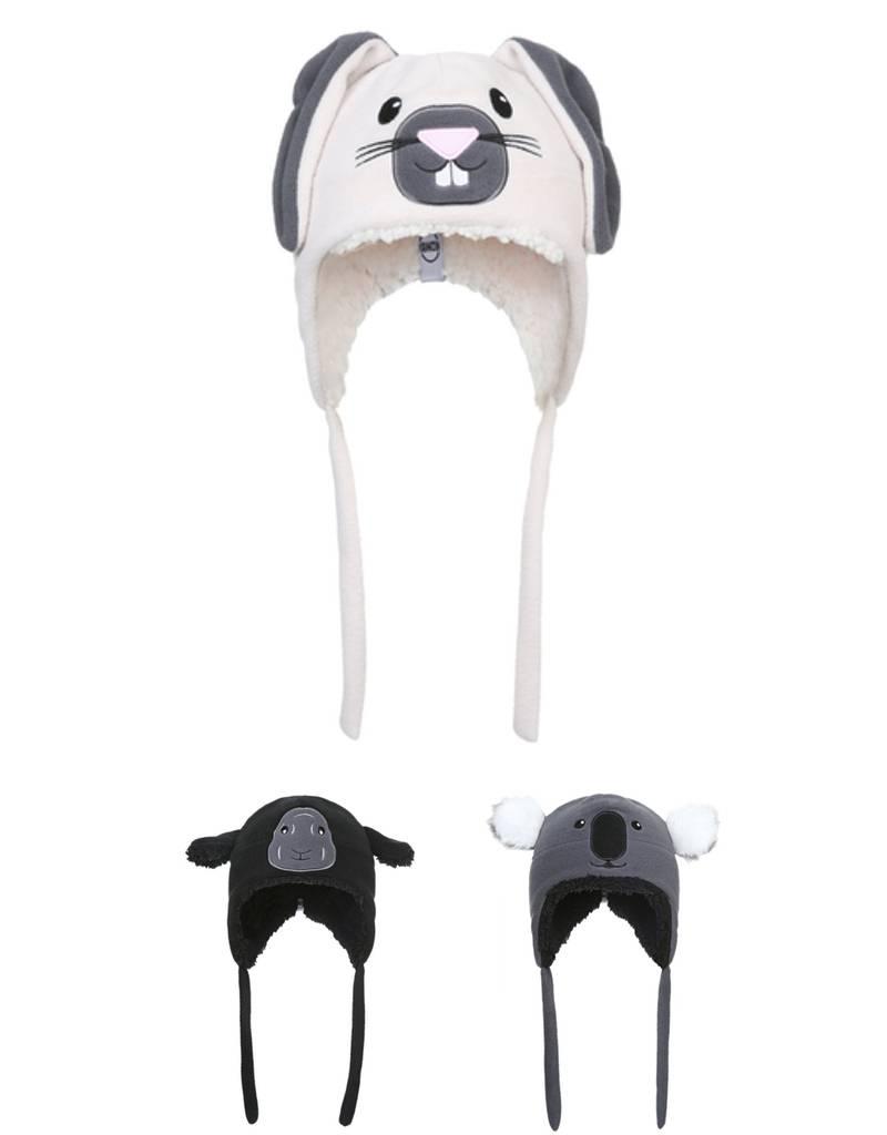 Kombi Kombi The Sherpa Animal Infant Hat
