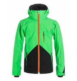 Quiksilver Quiksilver Youth Mission Colorblock Snowboard Jacket