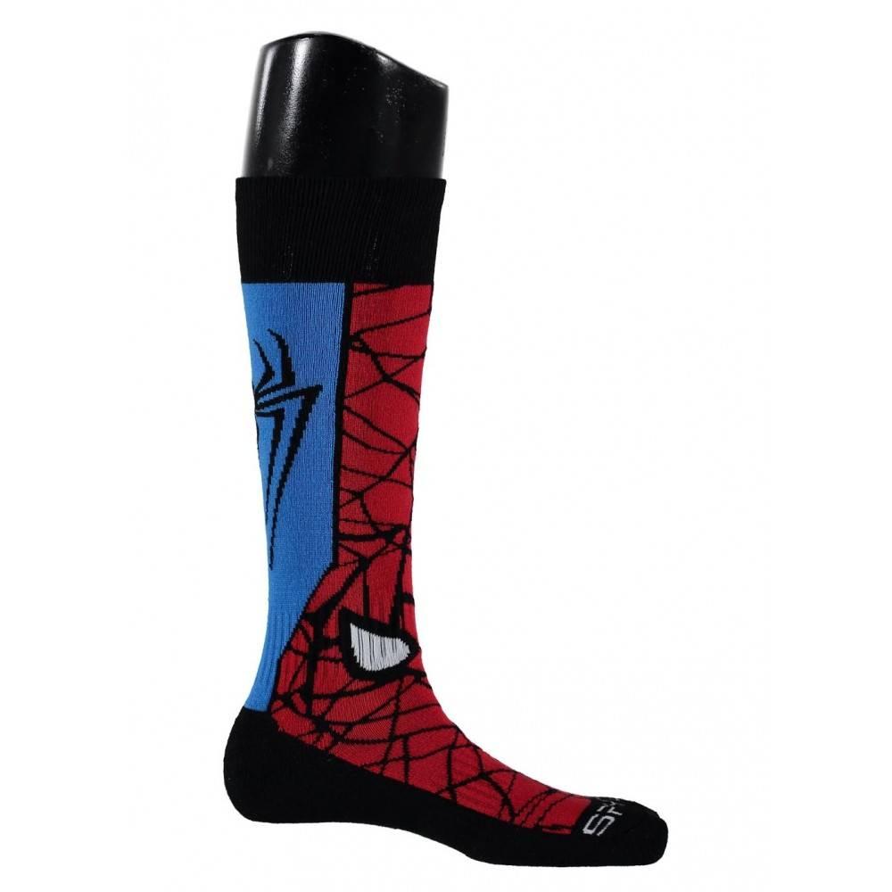 Spyder Boys' MARVEL Bug Out Ski Socks