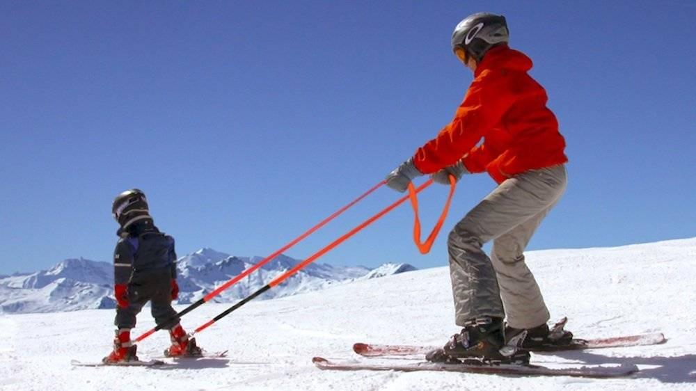 Co-Pilot Kids Ski Harness