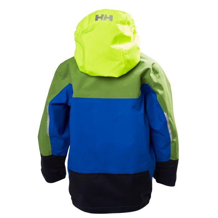 Helly Hansen Helly Hansen Kids Shelter Waterproof Jacket