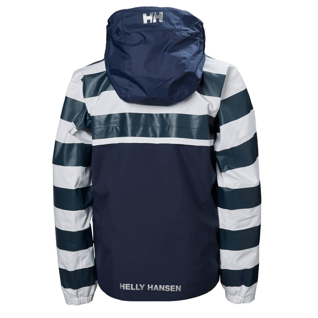Helly Hansen Helly Hansen Junior Ame Waterproof Jacket