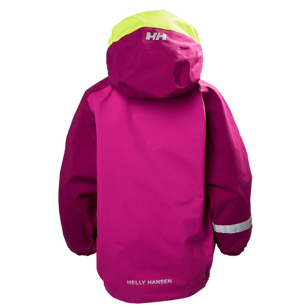 Helly Hansen Helly Hansen Kids Shield Waterproof Jacket