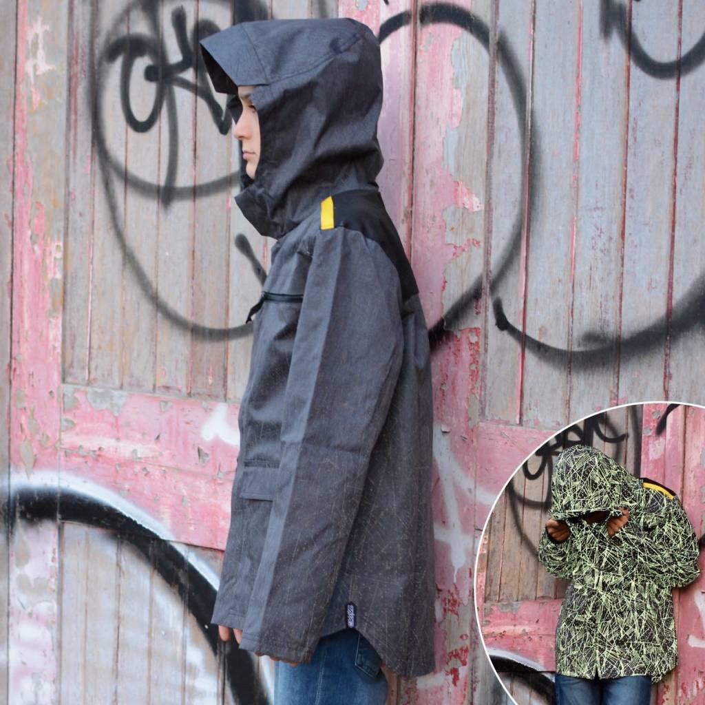 Zapped Zapped Youth 3 Season Reflective Jacket