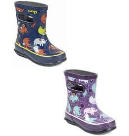 Bogs BOGS Kids Skipper Elephants Waterproof Boots
