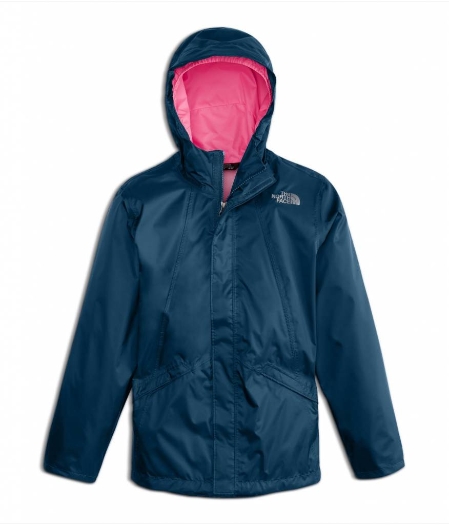 The North Face North Face Girls' Stormy Rain Triclimate Jacket