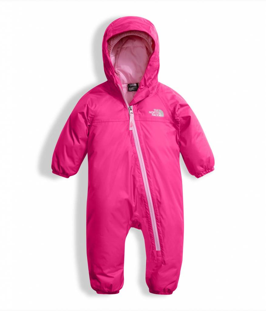 The North Face North Face Infant Insulated Tailout One Piece Snow Suit