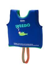 Speedo Girls' Printed Neoprene Swim Vest
