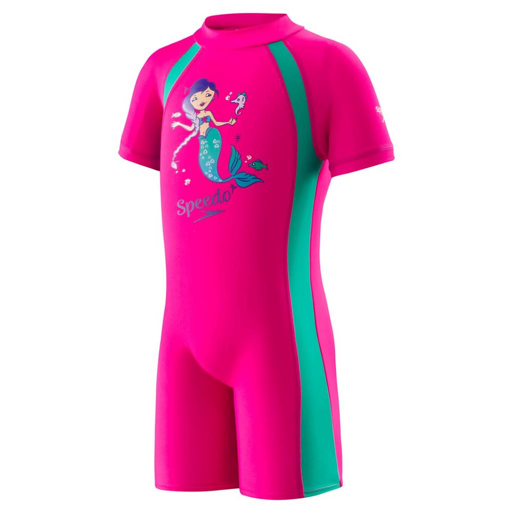 Speedo Toddler S/S Sun Suit
