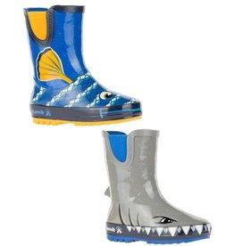 Kamik Kamik Kids Graffic Rain Boots