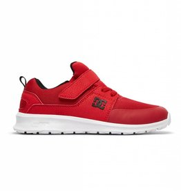 DC Shoes DC Boys Heathrow Prestige Elastic Velcro Shoes
