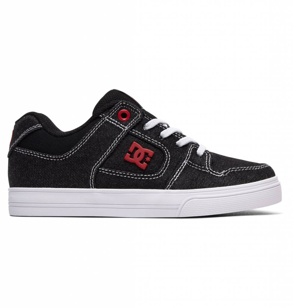 DC Shoes DC Boys Pure Elastic TX Shoes