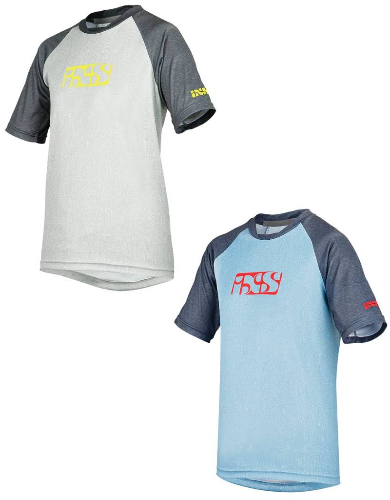 IXS IXS Youth Progressive 8.1 Trail Jersey
