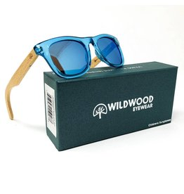 Wildwood Eyewear Wildwood Kids Wayfarer Polarized Sunglasses