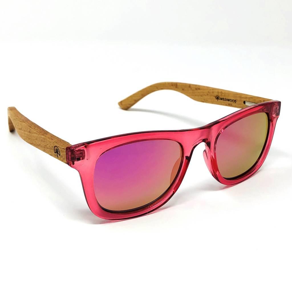 Wildwood Eyewear Wildwood Kids Wayfarer Polarized Sunglasses