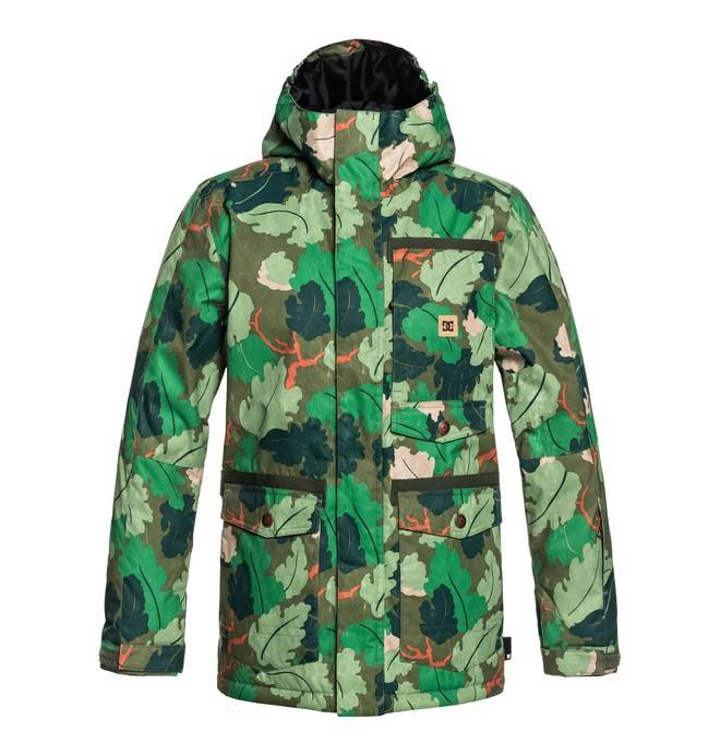 DC Shoes 2018/19 DC Boys Youth Servo Snow Jacket