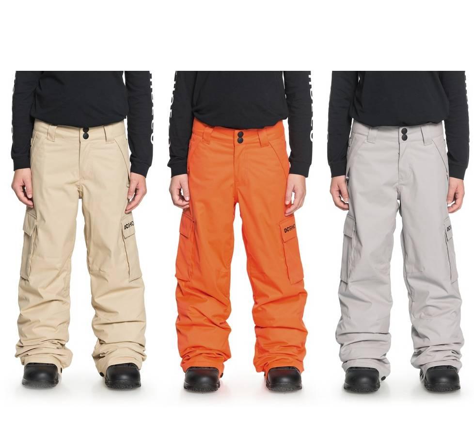 DC Shoes DC Youth Boys' Banshee Snow Pants