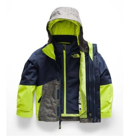 The North Face 2018/19 North Face Boys Boundary Tri-Climate Ski Jacket