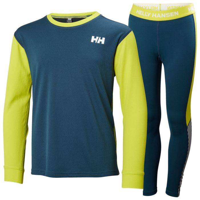 Helly Hansen 2018/19 Helly Hansen Junior Lifa Active Base Layer Set