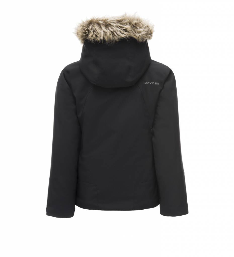 Spyder 2018/19 Spyder Girls' Geneva Ski Jacket | 8 to 16 yrs