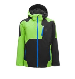 Spyder 2018/19 Spyder Boys' Speed Ski Jacket | 8-16 yrs