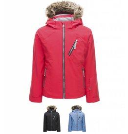 Spyder 2018/19 Spyder Girls' Geneva Ski Jacket