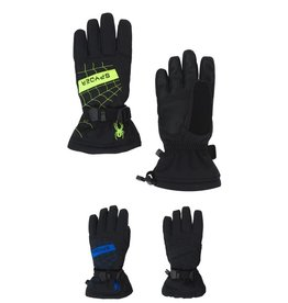 Spyder 2018/19 Spyder Boys' Overweb Ski Gloves | 8-16 yrs