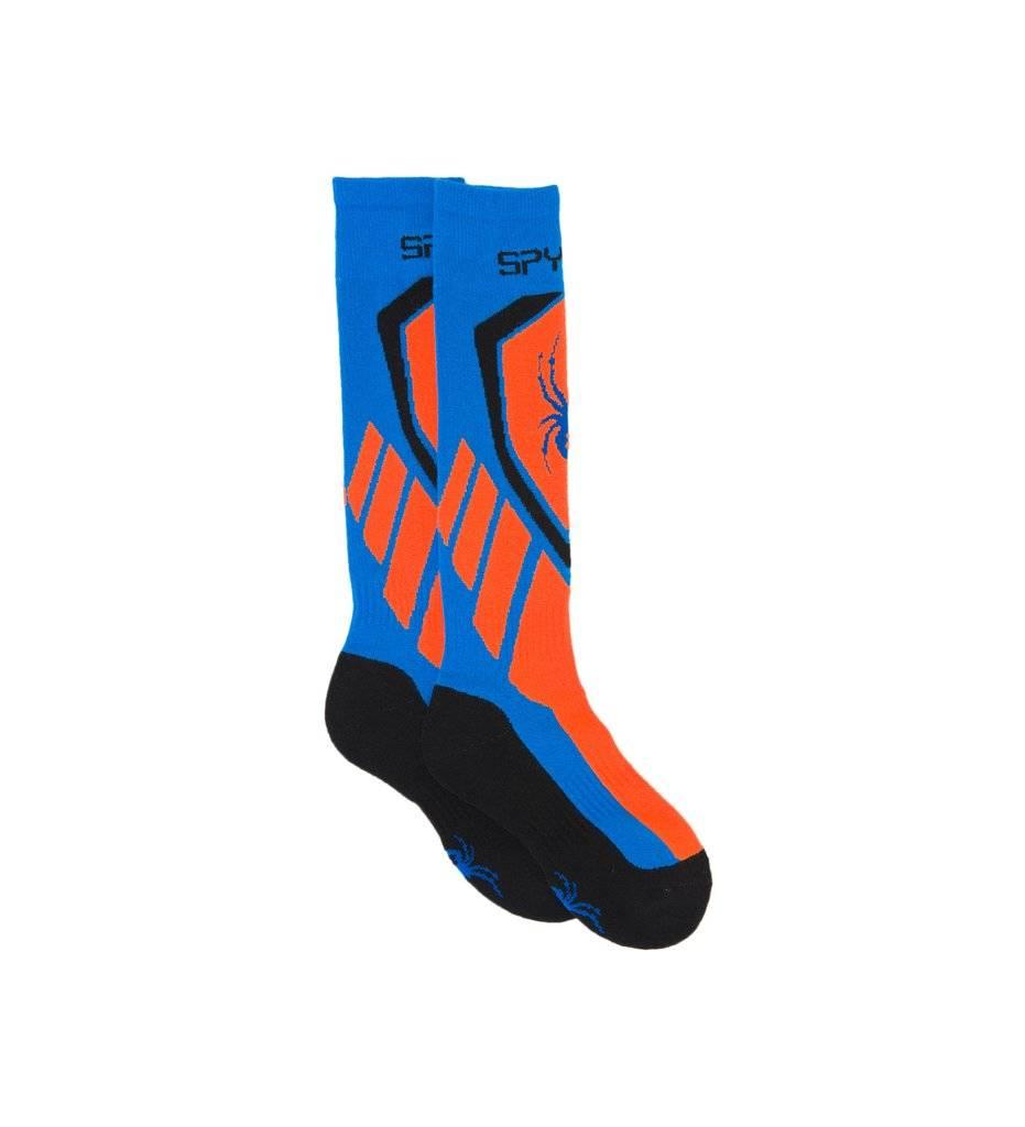 Spyder 2018/19 Spyder Boys' Dare Ski Socks | 8-16 yrs
