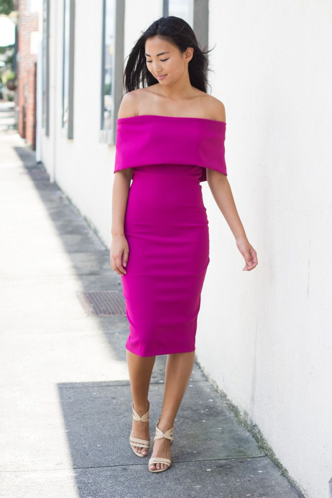 Karlie Mod Bustier Back Zip Dress