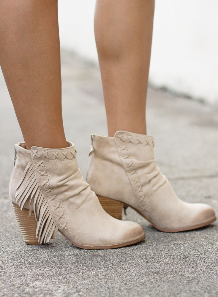 Not Rated Not Rated Angie Fringe Bootie