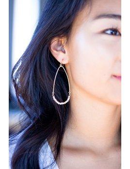 Long T-Drop Earrings