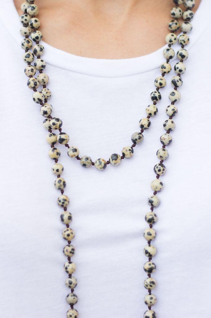 KDD Peden Long Wrap Necklace