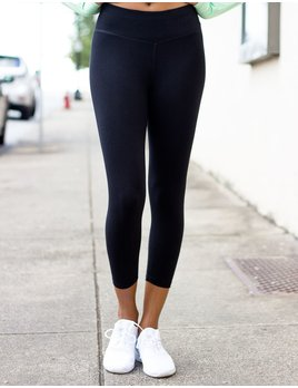 NOLA Crop Legging - Solid