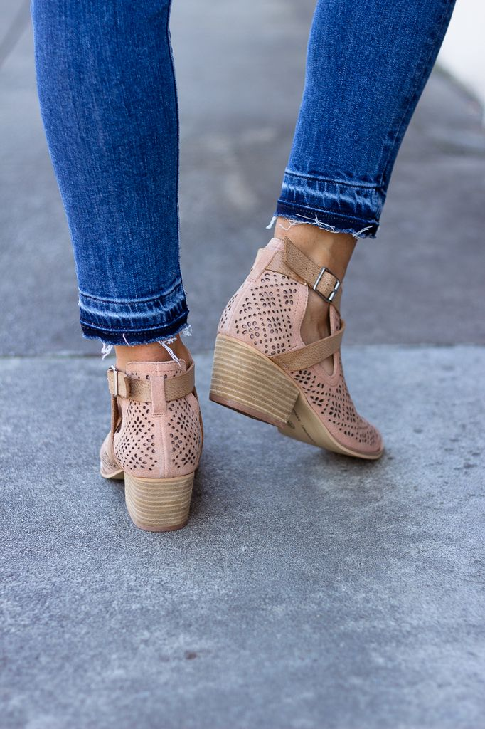 Chinese Laundry Sydney Suede Bootie