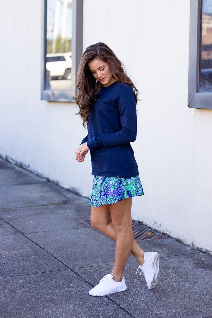 Rhythm Skirt - Print