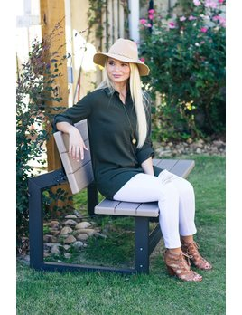 The Arlo Tab Sleeve Tunic