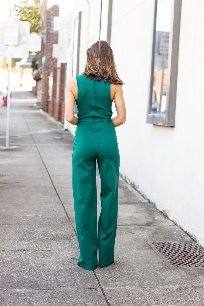 Karlie Karlie Cut Out Mod Jumpsuit