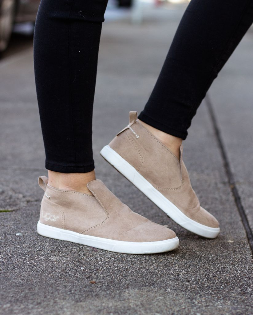 Granita Mid Top Sneakers