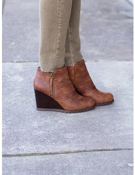 Tempe Wedge Bootie