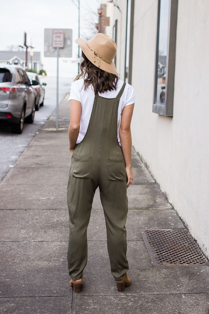 Overall Jumpsuit