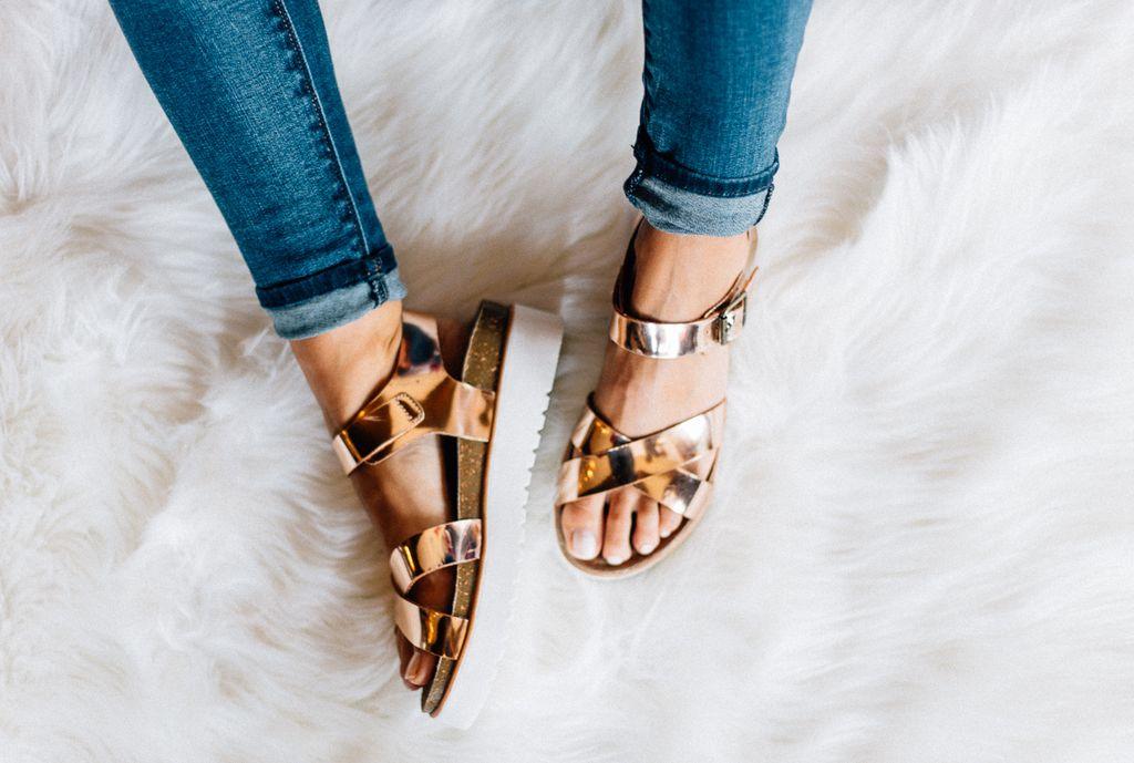 Not Rated Oetter Platform Sandals
