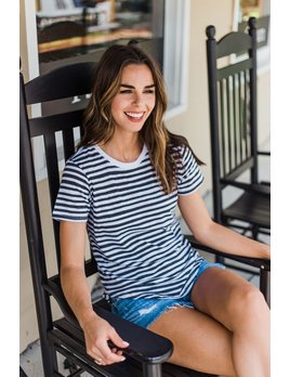 Z Supply The Ultimate Striped Tee