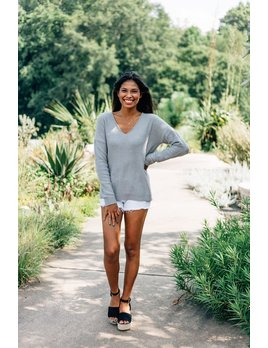 Valencia Relaxed Fit Sweater