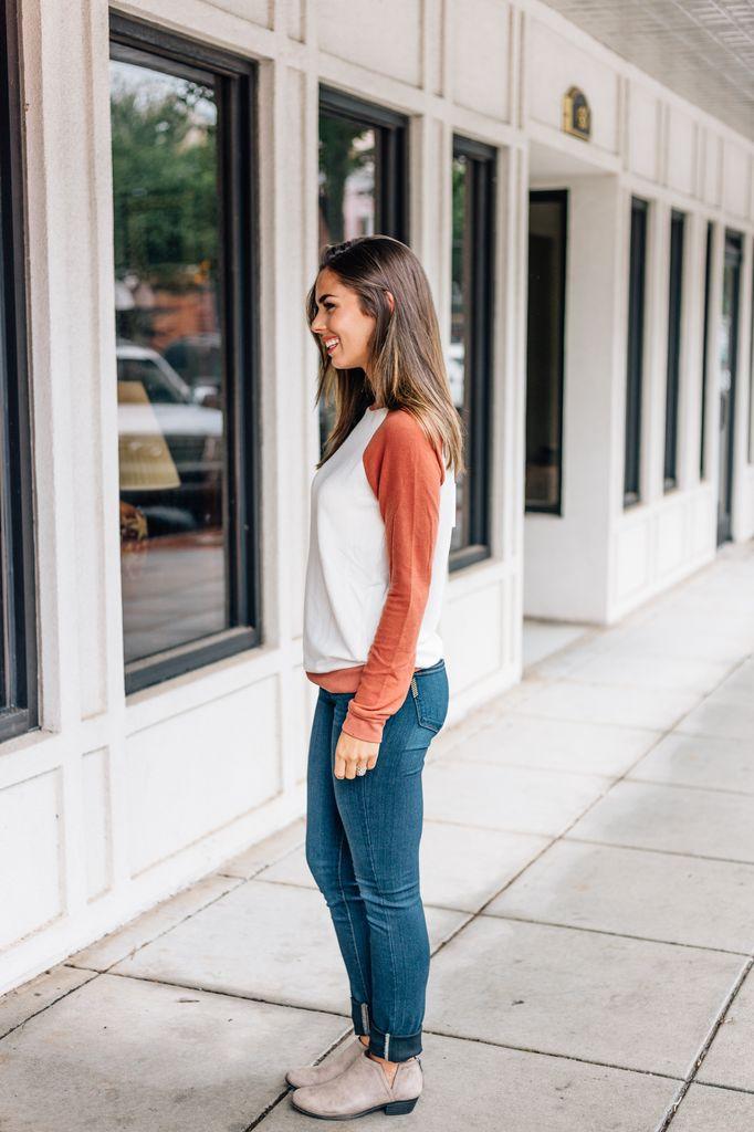 Z Supply The Soft Spun Knit Raglan Pullover