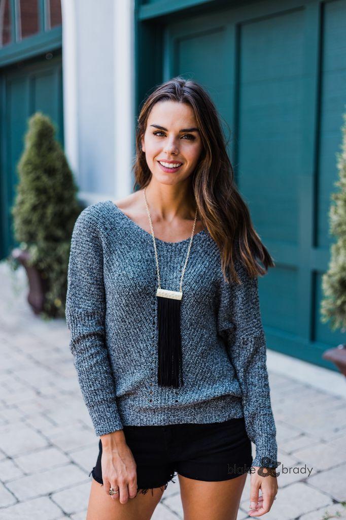Renee Oversized Sweater