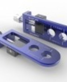 Box Components Box Limit Blue Chain Tensioners