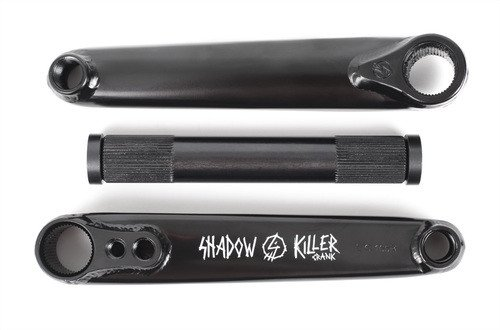 Shadow Conspiracy Shadow Conspiracy Killer 175mm Black Cranks