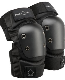Pro-Tec Pro-tec Skate/Street Elbow Pads Black YSml