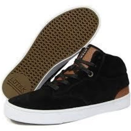 Lotek Lotek Mac Black/Brown Size 12 Shoes
