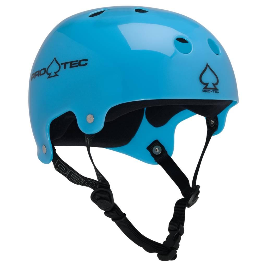 Pro-Tec Pro-tec Classic Bucky Translucent Blue Helmet